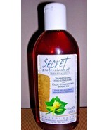 Phyto Secret Professionnel Cool Stimulating Dandruff Shampoo Mint Oil  6... - $13.86