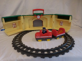 PLAYMOBIL My Take Along Train Playset Toy Figure Playset ,6783 1.2.3. - $41.02