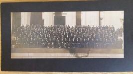 HISTORICAL 1908 BLACK & WHITE ANTIQUE PHOTO OF ... - $9.50