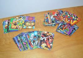 Vintage 1992 & 1994 MARVEL SPIDER-MAN Trading Card Lot Mcfarlane 30th Ann Fleer - $15.77