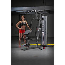 Marcy Pro MWM-988 Gym System 150 lbs Adjustable Weight Stack - Ready to Ship image 13