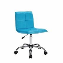 Linon Home Décor Hayslip Blue Office Chair - $124.81