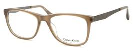 Calvin Klein CK5882 042 Men's Eyeglasses Frames 52-18-140 Turtledove  - $57.22