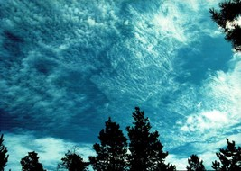 FDC POSTCARD -CIRROCUMULUS UNDULATUS - CLOUDSCAPES 2004 ART CRAFT CACHET... - $1.96