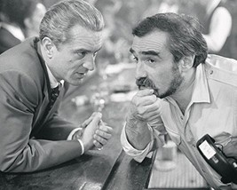 Goodfellas Robert De Niro 16x20 Canvas Giclee On Set With Martin Scorcese - $69.99