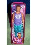 Barbie Fashionistas KEN Doll Malibu 61 New #164 - $16.50