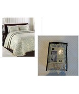 Lamont Home All Over Brocade Standard Sham, Blue - $25.69