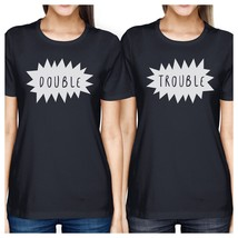 Double Trouble BFF Matching Navy Shirts - $30.99+