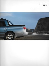 2006 Subaru BAJA brochure catalog 06 US Sport Turbo Outback - $10.00