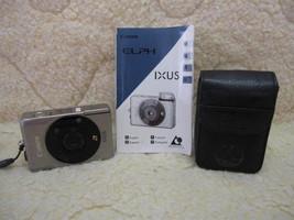 Vintage Canon Elph IXUS APS Film Camera  - $7.92