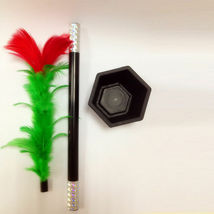 Comedy Magic Wand To Flower Magic Trick - 1x w/Random Color and Design image 3