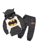 2017 New Children Outfits Tracksuit Batman Clothing Children Hoodies + K... - $15.60+