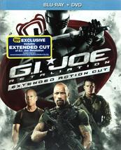 G.I. Joe: Retaliation Extended Edition (Blu-ray + DVD)