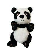 "Disneyland Walt Disney World Panda Plush Black and White 10"" Stuffed Animal - $10.88"