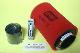 Polaris 08-14 500 Sportsman HO Tune Up Kit  For Stock Air Box - $45.95
