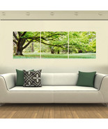 Art Oil Painting 3 Piece Picture modern No Frame - $23.99+