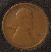 1909 VDB Lincoln Wheat Back Penny F12 #0799 - $12.79