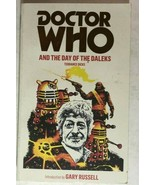 DOCTOR WHO and the Day of the Daleks by Terrance Dicks (2012) BBC Books pb - $11.87