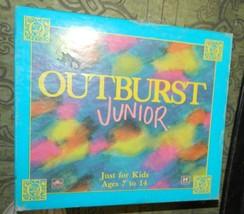 Outburst Jr. Vintage Game-Complete - $21.00