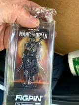 FiGPiN Disney Star Wars The Mandalorian #508 New In-hand & Ready To Ship - $18.32