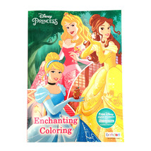 Disney Princess Gigantic Coloring and Activity Book Learning and Fun Ove... - £5.30 GBP