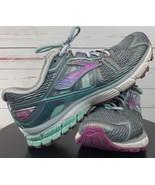Brooks Ravenna 6 Size: 8 DNA Women's Running Fitness Shoes Silver Purple... - $40.50