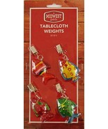 Midwest Grill Co. Tablecloth Weights (Tropical Fish Set) - $9.31
