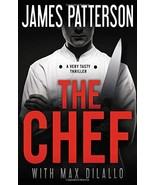 The Chef [Hardcover] Patterson, James and DiLallo, Max - $6.90