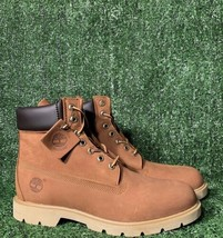TIMBERLAND MEN 6-INCH WP BOOTS BROWN SIZE 12 US - $124.34