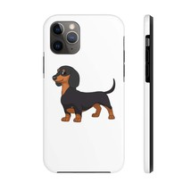 Dachshund Case Mate Tough Phone Cases - $26.00