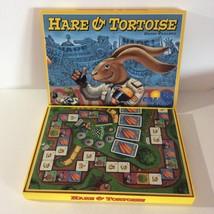 Hare & Tortoise Board Game Rio Grande Games Complete 2000 - $28.46