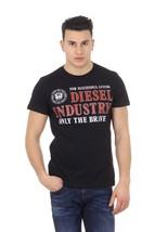 Diesel Men's Black T-NOLA T-Shirt, Size M, BNWT - $34.75