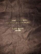KATE SPADE Cool Chocolate Boot Bag - £7.77 GBP