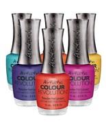 Artistic Nail Design Colour Revolution Polish 5 Pack! .5 Oz Each - Brand... - $16.96