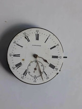 old Longines brand  Pocket Watch Machine To Repair Pocket Check Stock - $48.51
