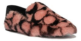 Coach Holly Signature Shearling Loafers Slipper Pink Size 7  MSRP: $275.00 - $197.99