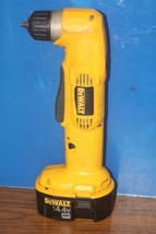 Dewalt Cordless Right Angle Drill/Driver Dw966 & Charger - $129.00