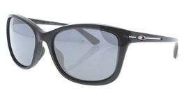 Oakley Drop In Sunglasses OO9232-02 Polished Black Frame W/ Black Iridium Lens - $49.49