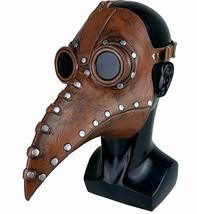 Halloween Steampunk bird plague doctor - $25.73
