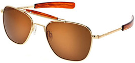The 55mm Randolph Aviator II Upgraded Aviator Style Designed For Perfection - $239.00+