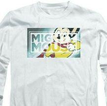 Mighty Mouse superhero Retro Saturday cartoon classics long sleeve tee CBS1589 image 3