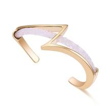 MALANDA Brand Crystal From Swarovski Bracelets Bangles For Women 2018 New Luxury - $19.52