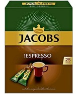 Jacobs Espresso SINGLE Portions -Made in Germany-FREE US SHIPPING - $10.88
