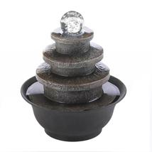 Tiered Round Tabletop Fountain - $40.44
