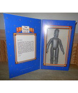 1986 Ideal TIN MAN Wizard of Oz Character Doll Limited Edition New in Box - $37.13
