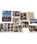 1987 PARAMOUNT PICTURES 75th Ann. PRESS KIT 8 B/W Photos, Folder, Postca... - $29.99