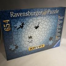 Ravensburger Jigsaw Puzzle Krypt Silver 654 Pieces No. 15 964 2 Factory ... - $28.95