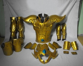 Saint Seiya Leo Aiolia Cosplay Costume Armor for Sale - $820.00