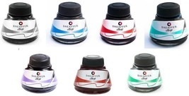 Sheaffer Skrip Ink Bottle Set of 2 Choose From 7 Colors 50 ML Each - $27.10