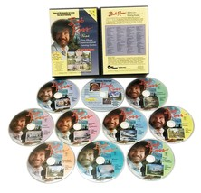 Bob Ross: The Joy of Painting - Nine 1-Hour Instructional Guides Gift Set - $68.26